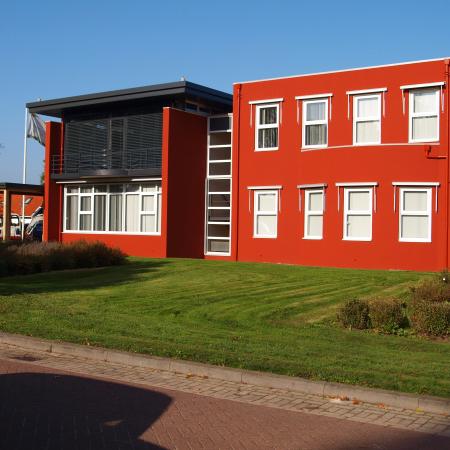 Hoofdkantoor Woningstichting Groninger Huis te Zuidbroek